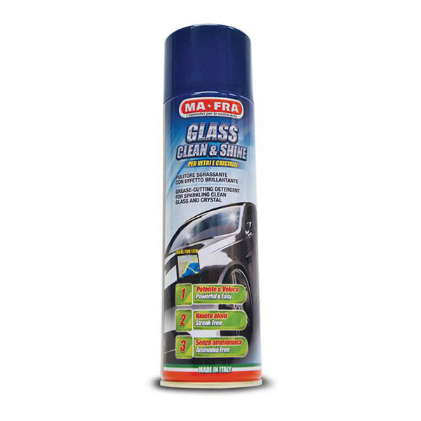 GLASS CLEAN & SHINE CRISTALVETRO