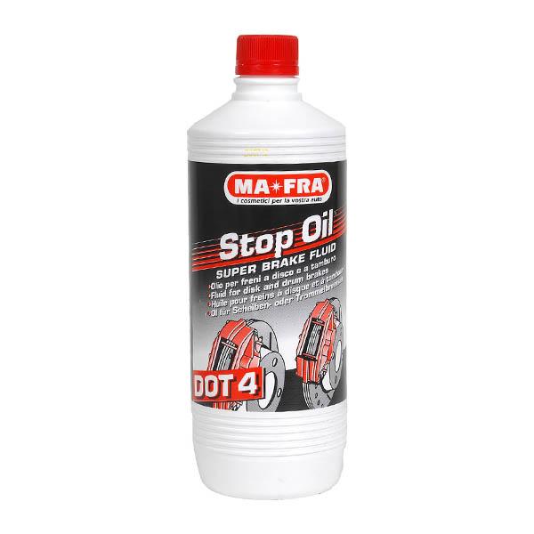 STOP OIL DOT 4
