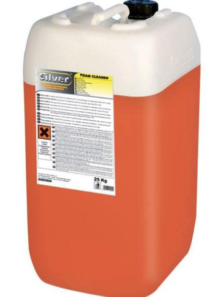 Silver Foam Cleaner